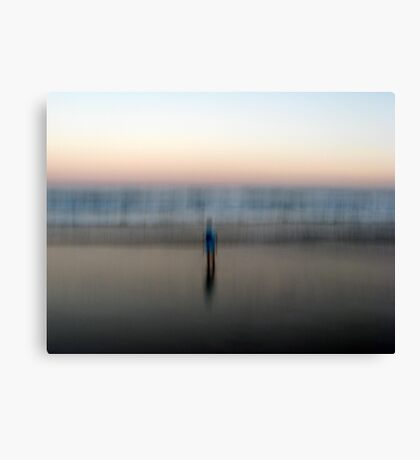 The Living Force Canvas Print