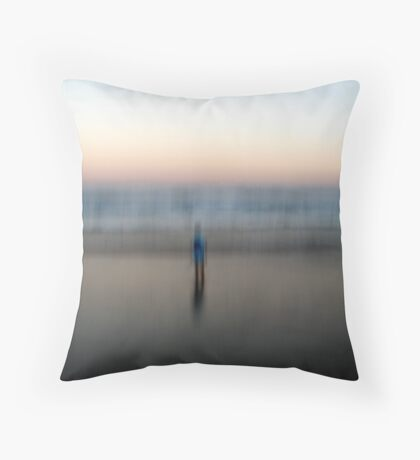 The Living Force Throw Pillow
