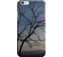 Waiting and reaching for hope iPhone Case/Skin