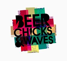 Beer Chicks and Waves I T-Shirt