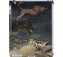 Cheetah Building Justin Beck Picture 2015082 iPad Case/Skin
