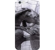 Fighting Horses Justin Beck Picture 2015092 iPhone Case/Skin