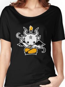 Baby Baphomet Women's Relaxed Fit T-Shirt