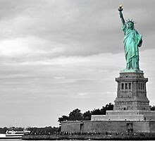 Lady Liberty by David Watts