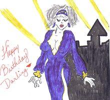 Happy Birthday Darling by Brinkley2