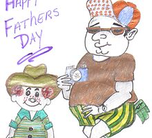 Happy Fathers Day 1 by Brinkley2