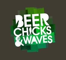 Beer Chicks and Waves III T-Shirt