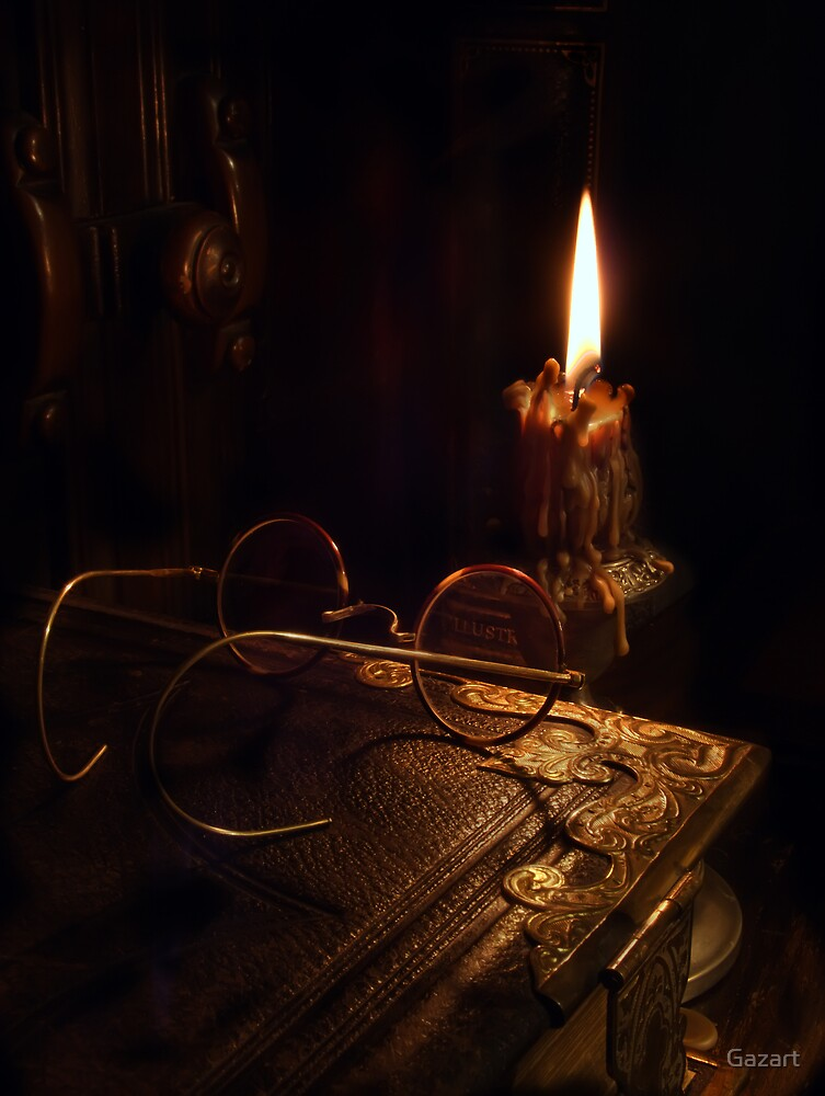 Last Light by Gazart