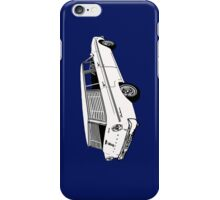 Old wagons never die iPhone Case/Skin