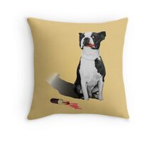 That's Not Your Color Throw Pillow