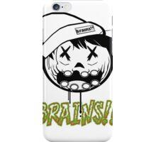 Zombie Neff Brains iPhone Case/Skin