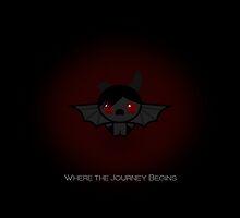 Azazel - The Binding of Isaac - Where The Journey Begins by MikeKunak