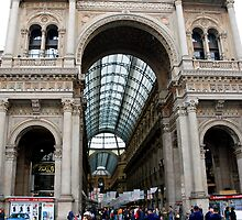 Galleria Milano by Renee Hubbard Fine Art Photography