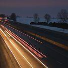 Night Drive by K W