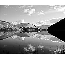 loch of the lowes (b&w) Photographic Print