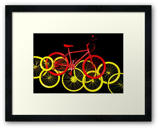 I love to ride my bicycle by Cathy Middleton