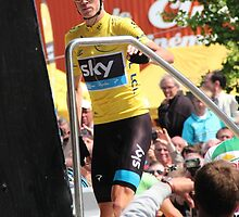 Chris Froome (1), Tour de France 2013  by MelTho