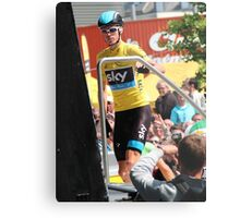 Chris Froome (1), Tour de France 2013  Metal Print