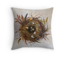 Orbiter Throw Pillow