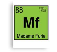 Madame Fury #88 Canvas Print