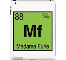 Madame Fury #88 iPad Case/Skin