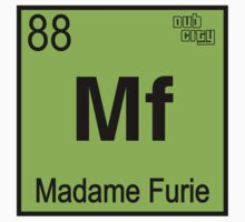 Madame Fury #88 by randomkige