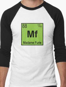 Madame Fury #88 Men's Baseball ¾ T-Shirt