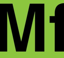 Madame Fury #88 Sticker