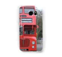 Birmingham Bus (From the Good Old Days) Samsung Galaxy Case/Skin