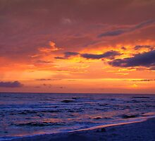 After the Sunset 2 by Sandy Keeton