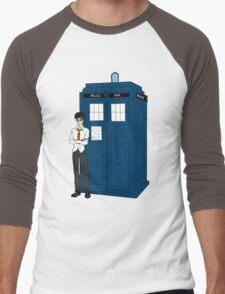 Doctor Potter Men's Baseball ¾ T-Shirt