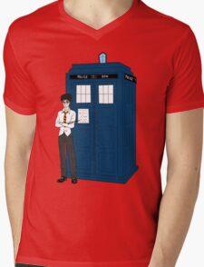 Doctor Potter Mens V-Neck T-Shirt