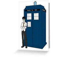 Doctor Potter Greeting Card
