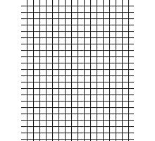 Emmy -- Black and White Grid, black and white, grid, monochrome, minimal grid design cell phone case Photographic Print