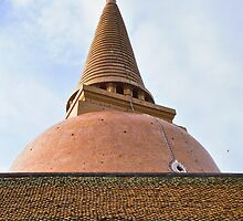 In a Stupa, Once More... by randmphotos