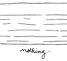 nothing by Sophie Poisson