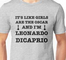 Girls Are The Oscar Unisex T-Shirt