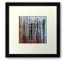 In the Midst of Love - The End Framed Print