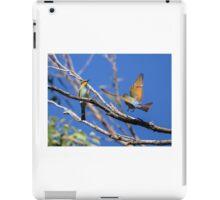 Rainbow Bee-Eaters iPad Case/Skin