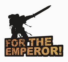 FOR THE EMPEROR! Kids Tee