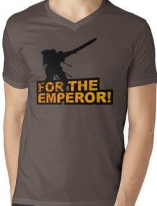 FOR THE EMPEROR! Mens V-Neck T-Shirt
