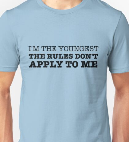The Youngest Unisex T-Shirt