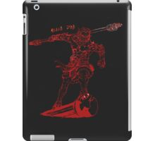 Red Devil iPad Case/Skin