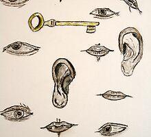 life's keys. by zangi12