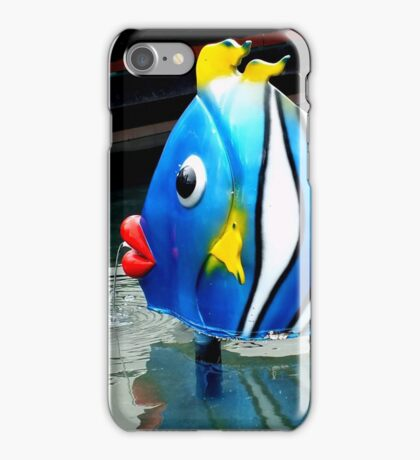 Bright and Bubbly, Burleigh Heads Gold Coast Australia iPhone Case/Skin