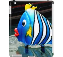 Bright and Bubbly, Burleigh Heads Gold Coast Australia iPad Case/Skin