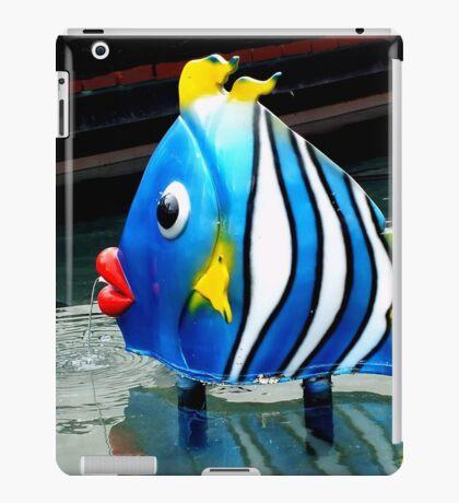 Bright and Bubbly, Burleigh Heads Gold Coast Australia iPad Case/Skin