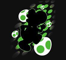 Super Smash Bros. Yoshi Silhouette Unisex T-Shirt