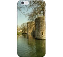 Wells Reflections  iPhone Case/Skin