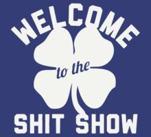 welcome shit show  by yosef99